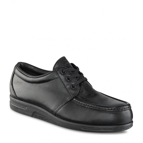 58083c0f60c RED WINGS OFFICERS TYPE SAFETY SHOE